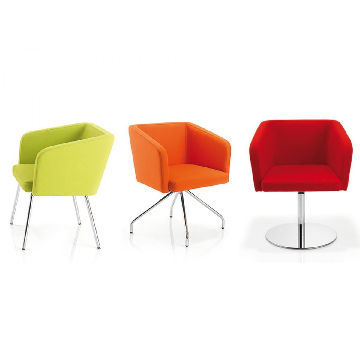 Zest Chair - Zest Tub Chairs [Zest 01] | Office Furniture London